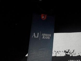 Увидеть изображение Мужская одежда Футболки Армани мужские и EA7 Оригинал 37421766 в Москве