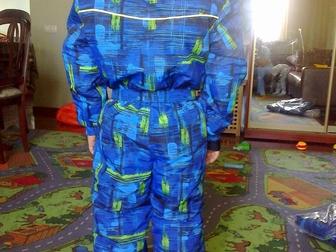 Новое фото Детская одежда Мембранный комбинезон для мальчиков и девочек Kalborn 37593768 в Новосибирске