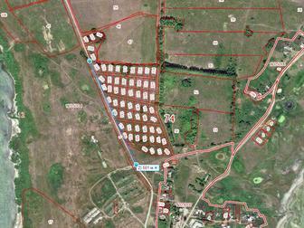 Увидеть изображение Земельные участки ИЖС между третьим и четвертым озером 37637239 в Челябинске