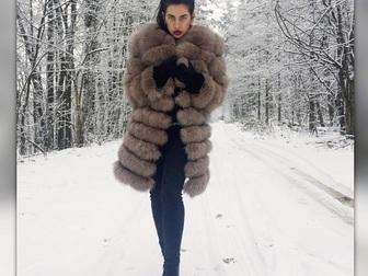 Новое foto  Шубы и жилетки из песца низка цена 37708383 в Москве