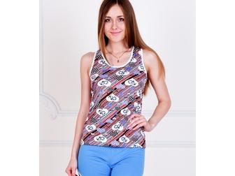 Скачать изображение Женская одежда Женские майки недорого 37708818 в Москве