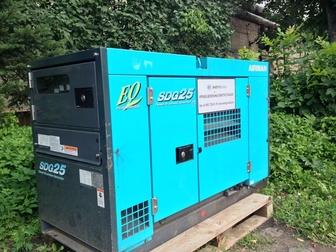 Скачать бесплатно фото Аренда и прокат авто Аренда дизельного генератора 37724994 в Москве