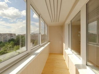 Скачать изображение Продажа домов Окна! Остекление балконов и лоджий без переплат! 37736388 в Москве