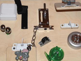 Просмотреть изображение  БИЗИБОРД любимая игрушка! 37818654 в Москве
