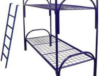Свежее фотографию Мебель для спальни Кровати металлические одноярусные, Кровати для студенческих общежитий 38405067 в Астрахани