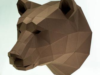 Уникальное изображение  Наборы-конструкторы фигур из дизайнерского картона 38552143 в Санкт-Петербурге