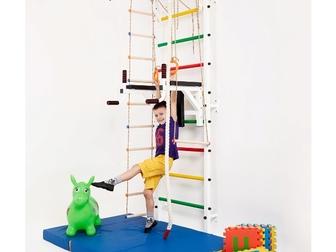 Скачать бесплатно фото  Шведские стенки DOSKORT, Производство Россия 38643480 в Москве
