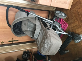 Свежее фото  Продам итальянскую коляску Peg-perego, 38846115 в Москве