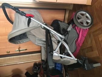 Увидеть фото  Продам итальянскую коляску Peg-perego, 38846115 в Москве