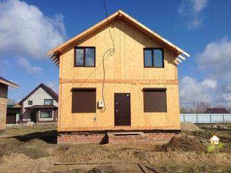 Скачать бесплатно фотографию Дома Дома по Канадской технологии от производителя в Омске 38851083 в Омске