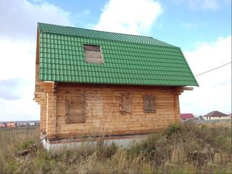 Увидеть фотографию Дома Коттедж 110 м2 на участке 10 сот. 38851110 в Омске