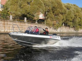 Увидеть изображение  Купить лодку (катер) Master 521 38854912 в Твери
