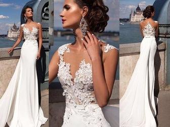 Смотреть изображение  Продам свадебное платье фирмы Milla Nova 38960527 в Москве