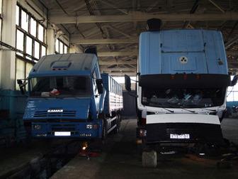 Свежее фото  Ремонт грузовиков и спецтехники по доступным ценам 38969259 в Рязани