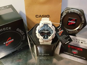 Уникальное изображение  Оригинальные Брендовые Часы Casio G-Shock 40256593 в Москве