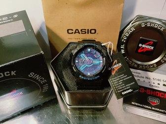 Новое изображение  Оригинальные Брендовые Часы Casio G-Shock 40256593 в Москве