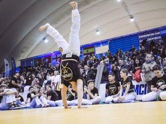 Увидеть foto  Капоэйра Строгино, тренировки для детей! 40422038 в Москве