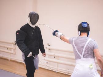 Скачать бесплатно фотографию  Обучение фехтованию для детей и взрослых! 41576841 в Москве
