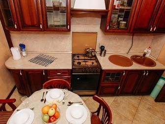 Скачать бесплатно изображение  Комната на Сухаревской (3 минуты пешком) посуточно 48956340 в Москве