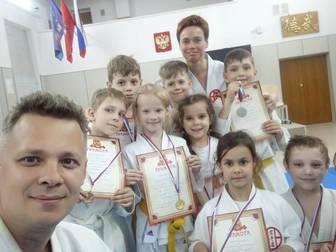 Уникальное фото Спортивные школы и секции Каратэ-до Сито-рю для детей и взрослых 67917100 в Москве
