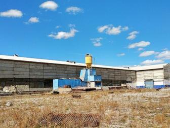 Свежее foto Коммерческая недвижимость Продается производственная база в г, Чита, Комплекс зданий площадью 5530 м2, собственные ж/д пути 67918023 в Чите