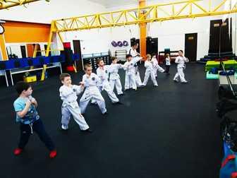 Просмотреть фотографию Спортивные школы и секции Набор в детскую секцию по Тхэквондо ITF 68007225 в Москве