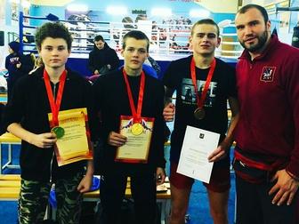 Уникальное фотографию Спортивные школы и секции Набор в детскую секцию по боксу/кикбоксингу, 68007249 в Москве