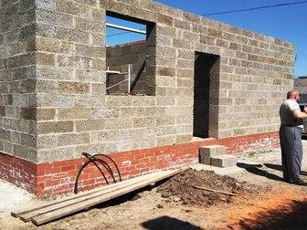 Смотреть foto  Aрболит-панели - стены капитального дома за 2 дня 70174185 в Краснодаре