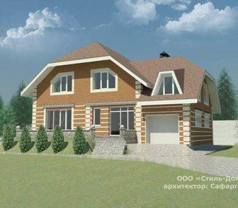 Фото в   Проектирование коттеджей по доступной цене в Новосибирске 0