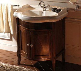 Фотография в Мебель и интерьер Мебель для ванной производитель: Kerasan (Италия)  размер (ШхВ), в Москве 53360