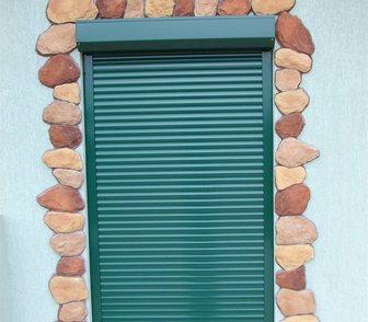 Фотография в Строительство и ремонт Двери, окна, балконы Мы предлагаем установку рольставен на окна в Москве 11600