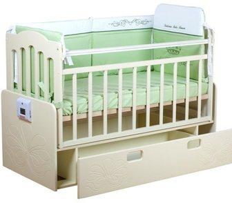 Фото в   Автоматическая детская кровать Укачай-ка в Москве 14800