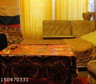 Фотография в   Сдается почасово или посуточно БОЛЬШАЯ КОМНАТА в Москве 1300