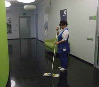 Фото в Услуги компаний и частных лиц Разные услуги Профессиональная уборка офисов клининговой в Москве 1290