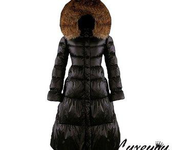 Фотография в   Потрясающее длинное зимнее женское пальто-пуховик в Москве 25500