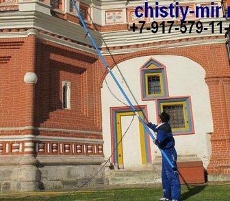 Фото в Услуги компаний и частных лиц Разные услуги Профессиональная очистка фасадов от высолов. в Москве 25