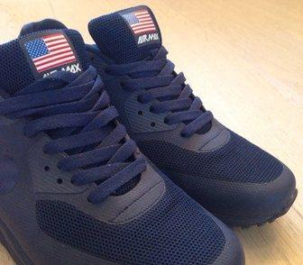 Фотография в Одежда и обувь, аксессуары Мужская обувь Продам три пары отличных кроссовок Nike airmax в Москве 1500