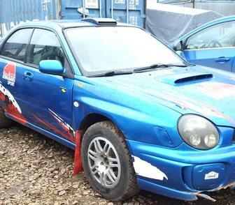 Фото в Авто Продажа авто с пробегом Раллийная Subaru impreza 2. 0 Turbo WRX 4D, в Москве 450000