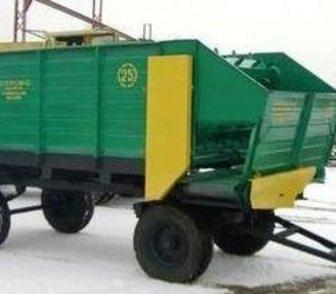 Фотография в Сельхозтехника Прицеп Предназначен для приема измельченных кормов, в Москве 288400