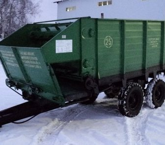Изображение в Сельхозтехника Кормораздатчик Предназначен для приема измельченных кормов, в Москве 294850
