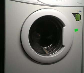 Изображение в Бытовая техника и электроника Стиральные машины Продам стиральную машинку Samsung WF7350N7W, в Москве 9000