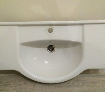 Фото в Мебель и интерьер Мебель для ванной Раковина для ванной комнаты б/у в идеальном в Москве 5000
