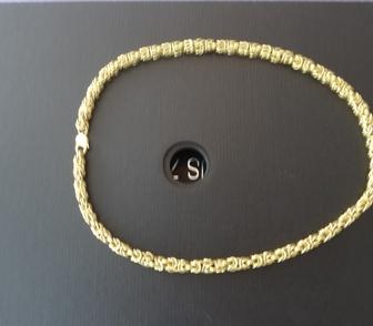 Изображение в   Продам колоритную, солидную цепочку. Вес в Москве 153600
