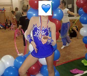Изображение в Для детей Детская одежда Продается купальник для художественной гимнастики. в Москве 8000