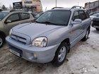 Hyundai Santa Fe 2.0AT, 2008, 111000км
