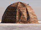 Увидеть foto Товары для туризма и отдыха Универсальная палатка УП 2 с печкой Берег 0,8мм, нержавеющая сталь 26860692 в Мурманске