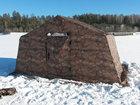 Новое фото Охота Полевая палатка 10М, облегченная армейская на алюминиевом каркасе, 510х400х230 см, 40618556 в Мурманске