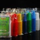 Одноразовые пластиковые стаканы оптом