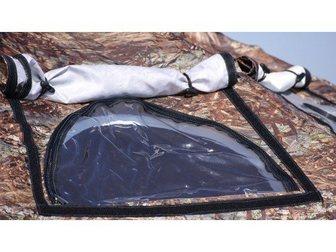 Свежее foto Товары для туризма и отдыха Универсальная палатка УП 2 с печкой Берег 0,8мм, нержавеющая сталь 26860692 в Мурманске