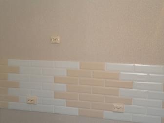 Уникальное фотографию  Ремонт квартир, ванной комнаты, санузла под ключ 38595891 в Мурманске